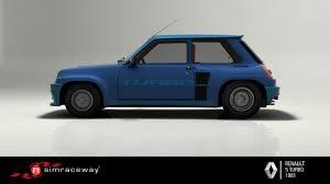 renault 5 turbo simraceway renault 5 turbo