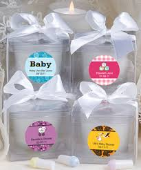 candle favors baby themed candle favors baby shower party favors