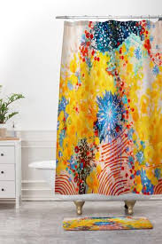 Deny Shower Curtains Stephanie Corfee Shower Curtains Deny Designs