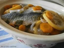 cuisiner le hareng frais maquereaux marinés au muscadet ma p tite cantine