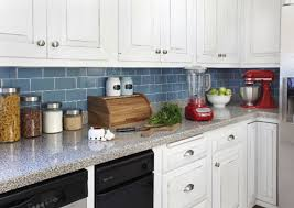 Renters Solutions Install A Removable Backsplash  Four - Diy kitchen backsplash tile