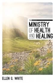 Counsels On Health Book Eg White The Ministry Of Health And Healing By G White