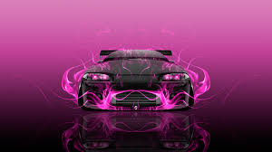 mitsubishi pink mitsubishi eclipse jdm tuning front fire car 2015 wallpapers el