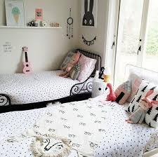 chambre fille et blanc chambre enfant et blanche