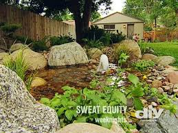 Backyard Features Ideas Water Features For Any Budget Hgtv