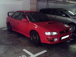 subaru impreza sedan 1996 subaru impreza sedan news reviews msrp ratings with