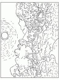famous artists printable coloring pages coloring pages ideas