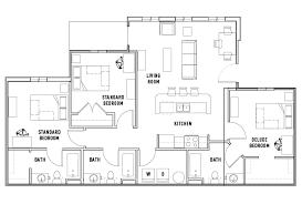 3 floor plans floor plans the province ta housing ta fl