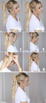 step by step hairstyles for long hair with bangs and curls 36 best hairstyles for long hair diy projects for teens