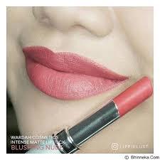 Wardah Matte Lipstick wardah matte lipstick 02 pink 2 pcs daftar harga terbaru