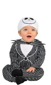 baby costume baby skellington costume the nightmare before christmas