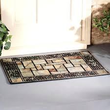 Personalized Outdoor Rugs Charming Moon Door Mats Outdoor Ideas S Ts Rustic Door Mat Custom