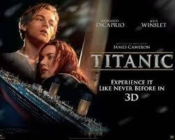 film titanic uscita in 3d
