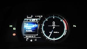 lexus is 200t australia 2015 lexus is200t f sport gauges youtube