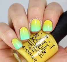 summer gradient nails the nail polish challenge bloglovin u0027