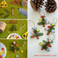 diy cinnamon stick christmas tree decorations pictures photos