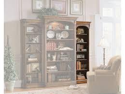 Hooker Brookhaven by Hooker Furniture Home Office Danforth Low Bookcase 388 10 420