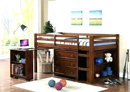 twin bed desk combo twin bed with desk picture of stone wash twin twin step bunk bed w