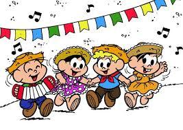 Popular Festa Junina com a Turma da Mônica #QY85