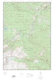 Colorado Topo Maps by Mytopo Pingree Park Colorado Usgs Quad Topo Map