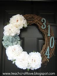 door wreaths teach craft front door wreaths