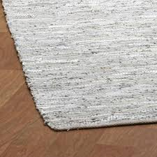 leather chindi rug from matador by st croix plushrugs com