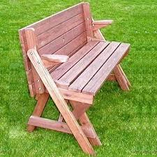 panchina in legno da esterno panchina da giardino trasformabile in tavolo e due panche in legno