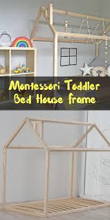 best 25 toddler bed frame ideas on pinterest floor beds