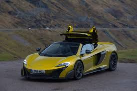 mclaren p1 custom paint job drive co uk the insanely fast mclaren 675lt spider