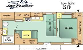 Bunkhouse 5th Wheel Floor Plans by Toad The Vintage Camper Restoration Or The Tin Camper Floor Plans