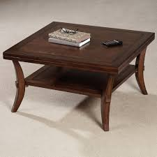 furniture pretty black contemporary rustic square coffee tables
