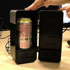 frigo de bureau mini frigo de bureau usb pour cannette