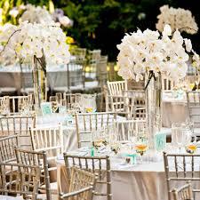 white wedding flower arrangements 25 striking tall wedding