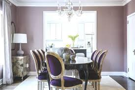 Pastel Dining Chairs Purple Dining Rooms Transitional Dining Room
