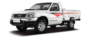 gray nissan truck nissan pick up flatbed 4x4 commercial truck nissan egypt