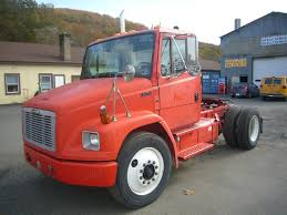 2002 freightliner fl70 single axle day cab tractor for sale by
