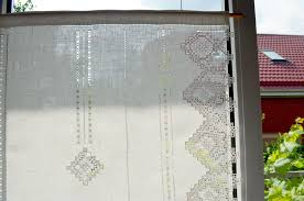 Custom Linen Curtains Buy Fishnet Curtains Curtains Linen Hand Embroidery Strojeva On