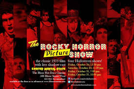 rocky horror picture show halloween spectacular
