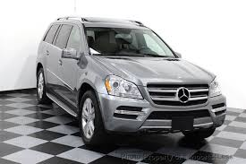 mercedes gl350 bluetec 2012 used mercedes gl class certified gl350 bluetec diesel
