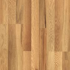 High Density Laminate Flooring Hampton Bay High Gloss Natural Palm 8 Mm Thick X 5 In Wide X 47 3