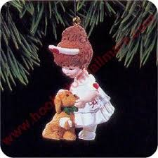 Nurse Christmas Ornament - gentle nurse