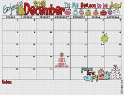 free printable weekly calendar december 2014 december 2013 calendar is here inkhappi