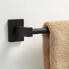 helsinki towel bar bathroom