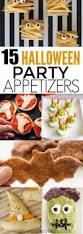 Kid Halloween Snacks Best 10 Halloween Party Appetizers Ideas On Pinterest Halloween