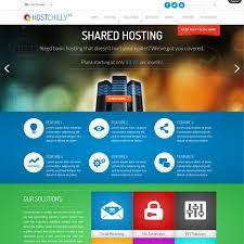 Responsive Wordpress Web Hosting Templates Themes Themes Templates
