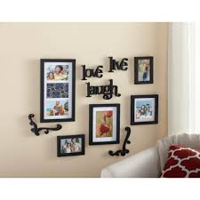 Gallery Wall Frames by Impressive Gallery Wall Frame Set Canada Metal Wall Art Hanging