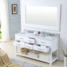 60 Double Sink Bathroom Vanity Reviews Water Creation Madalyn 60g Madalyn Cashmere Grey Double Basin