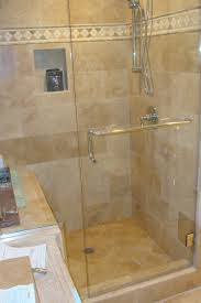 Replace Shower Door Glass by Bathroom Dazzling Frameless Shower Doors For Modern Bathroom Idea