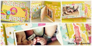 flip photo album craftyliciousme pull flip mini album