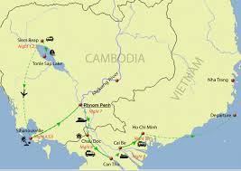 holidays to cambodia and in 10 days